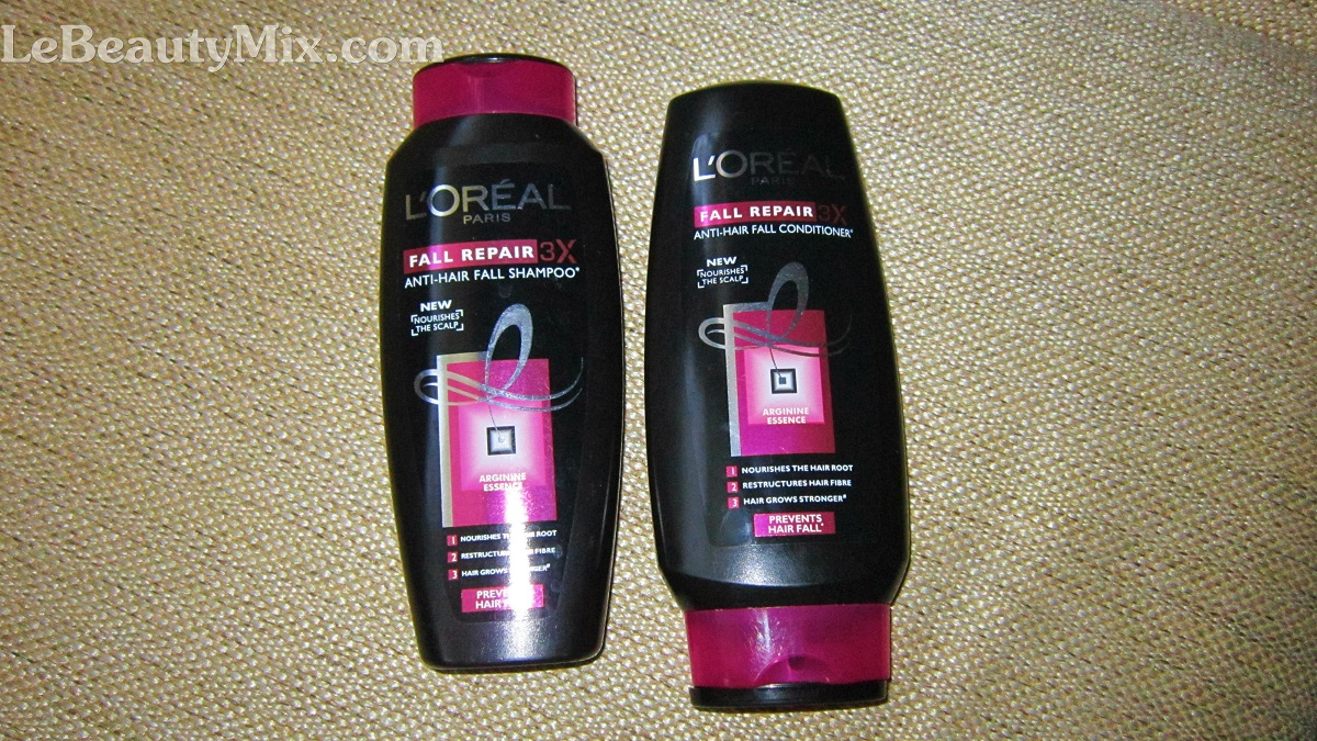 Loreal Fall Repair 3x Best Shampoo For Hair Lebeautymix 2